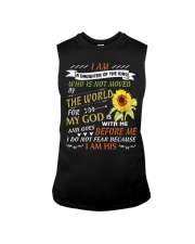I Am A Daughter The King Who Is Not Moved By World Sleeveless Tee thumbnail