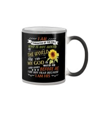 I Am A Daughter The King Who Is Not Moved By World Color Changing Mug thumbnail