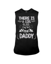 Fathers Day for Dad from Daughter New Dad Tee Sleeveless Tee thumbnail