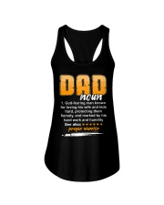 Christian Dad Definition Fathers Day Ladies Flowy Tank thumbnail