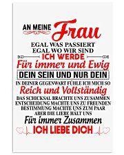 AN MEINE FRAU 11x17 Poster thumbnail