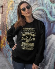 Machinist Shirt My Craft Allows to Build Anything Crewneck Sweatshirt lifestyle-unisex-sweatshirt-front-3