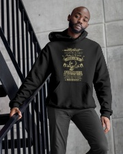 Machinist Shirt My Craft Allows to Build Anything Hooded Sweatshirt apparel-hooded-sweatshirt-lifestyle-front-10