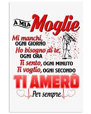 A MIA MOGLIE 11x17 Poster thumbnail