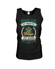 Daughter Risks Her Life to Save Strangers Imagine Unisex Tank thumbnail