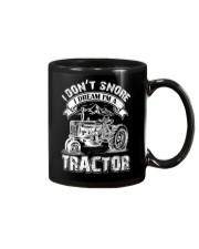 Vintage I Don't Snore I Dream I'm a Tractor Mug thumbnail