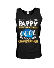They Call Me Pappy Shirt Fathers Day For Grandpa Unisex Tank thumbnail