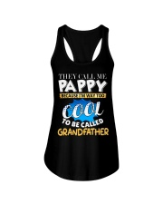 They Call Me Pappy Shirt Fathers Day For Grandpa Ladies Flowy Tank thumbnail