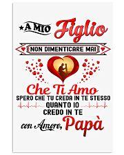 A MIO Figlio Vertical Poster tile