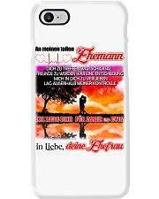 AN MEINE EHEFMANN - DEINE EHEFRAU Phone Case tile