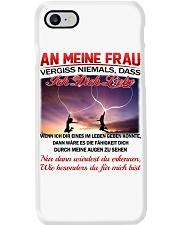 AN MEINE FRAU ICH DICH LIEBE Phone Case thumbnail