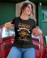 You Put My Meat in Your Mouth Going to Swallow Ladies T-Shirt apparel-ladies-t-shirt-lifestyle-01