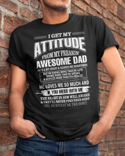 I Love God Some of His Children Get On My Nerves Classic T-Shirt apparel-classic-tshirt-lifestyle-26