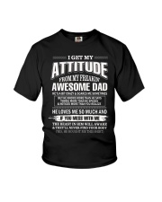 I Love God Some of His Children Get On My Nerves Youth T-Shirt thumbnail