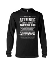 I Love God Some of His Children Get On My Nerves Long Sleeve Tee thumbnail