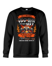 If You Can Read This Have Capsized Kayaking Lover Crewneck Sweatshirt thumbnail