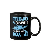 If You Can Read This Have Capsized Kayaking Lover Mug thumbnail