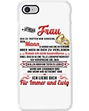 AN MEINE FRAU Phone Case thumbnail