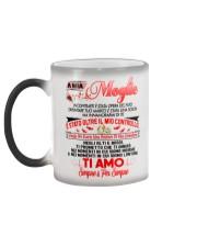 A MIA MOGLIE - TI AMO Color Changing Mug color-changing-left
