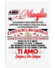 A MIA MOGLIE - TI AMO 11x17 Poster thumbnail