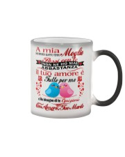A MIA MOGLIE - VALENTINE Color Changing Mug color-changing-right