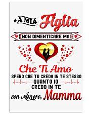 A MIA Figlia-Mamma Vertical Poster tile