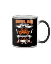 Diesel Dad Mechanic Dad Automobile Fathers Day Color Changing Mug thumbnail