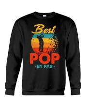 Best Pop By Par Golf Lover For Dad Crewneck Sweatshirt thumbnail