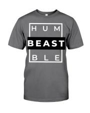 Humble Beast Premium Fit Mens Tee front