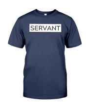 SERVANT Premium Fit Mens Tee front