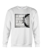 Go Make Disciples Crewneck Sweatshirt tile