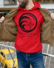 Regeneration Church Hooded Sweatshirt apparel-hooded-sweatshirt-lifestyle-front-115