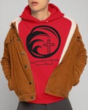 Regeneration Church Hooded Sweatshirt apparel-hooded-sweatshirt-lifestyle-front-125