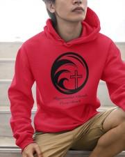 Regeneration Church Hooded Sweatshirt apparel-hooded-sweatshirt-lifestyle-front-52
