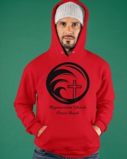 Regeneration Church Hooded Sweatshirt apparel-hooded-sweatshirt-lifestyle-front-79