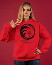 Regeneration Church Hooded Sweatshirt apparel-hooded-sweatshirt-lifestyle-front-87