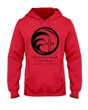 Regeneration Church Hooded Sweatshirt front