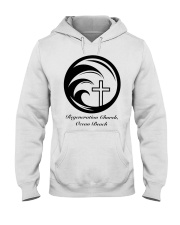 Regeneration Church Hooded Sweatshirt tile