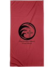 Regeneration Church Premium Beach Towel tile