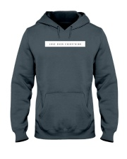 Love Over Everything Hooded Sweatshirt tile