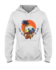Live To Surf Surf To Live Classic T-shirt Hooded Sweatshirt thumbnail