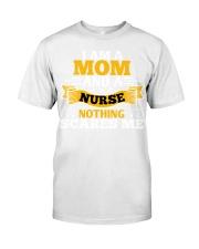 I am a mom and a nurse Classic T-Shirt tile