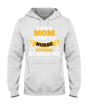 I am a mom and a nurse Hooded Sweatshirt thumbnail
