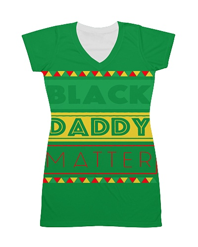 Black DADDY matter Vintage father day