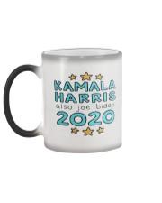 KAMALA HARRIS ALSO JOE BIDEN 2020 Color Changing Mug color-changing-left