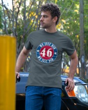 We Just DID 46 Style 2020 Classic T-Shirt apparel-classic-tshirt-lifestyle-front-44