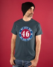 We Just DID 46 Style 2020 Classic T-Shirt apparel-classic-tshirt-lifestyle-front-89