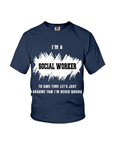 TEE SOCIAL WORKER