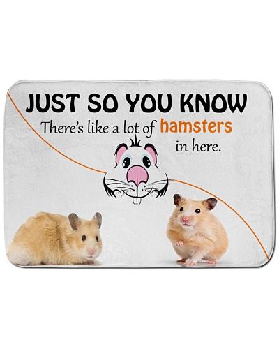 mat  hamster lovers