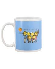 Family of the month Mug back